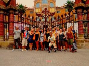 Gaudi Walk