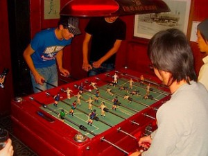 Futbolín Tournament